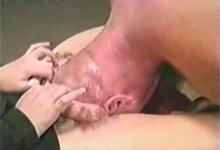 Brutálne porno video Hlava v kunde