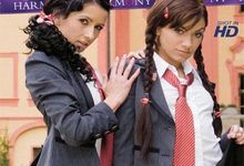 Young Harlots - Finishing School (2008) – celý pornofilm