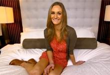Prvé sex video mladej Američanky (HD porno)