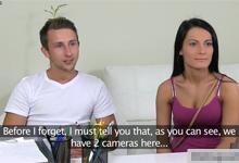 Pornokalendár (Mojmír 148) – Amatérsky pár na castingu – české porno