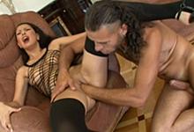 Pornokalendár (Vlastimil 133) – Lekcia fistingu s perverznou brunetkou
