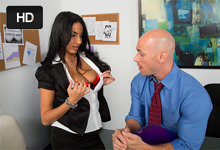 Jebačka na interview, alebo neschopná v účtovníctve - schopná v sexe!