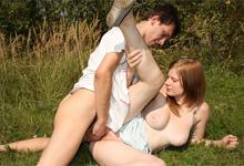 Mladežnícka trtkačka na lúke za dedinou!