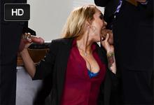 Orgie v kancelárii, alebo šéfovia sa delia o sekretárku (Devon)
