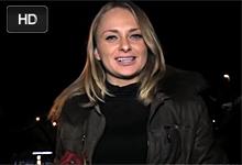 Public Agent v akcii, alebo ruská blondínka Ivana nastaví kundičku za peniaze!