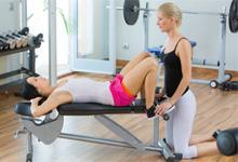 České fitnesáčky Uma Zex a Lexi Dona sa láskajú po tréningu v telocvični