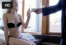 Pornostar Alexis Crystal ponúka sexuálne služby na luxusnom priváte – české porno