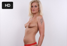 29ročná blondínka Katka z Leo TV súloží na obľúbenom českom castingu!