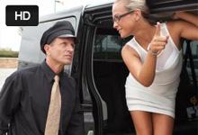 George Uhl a Vinna Reed Luxusná panička si vrzne s džentlmenským taxikárom