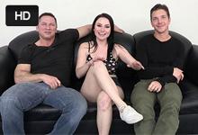 Veruca James zažije na castingu brutálnu dvojitú penetráciu