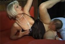 Nemecký MILF sex videa
