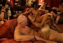 VIP orgie