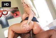 Ashley čierne porno