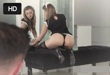 sexy čierna slúžka porno veľký penis pre malé mačička