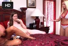 babička lesbické sex