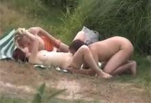 čierny Trojka orgie extrémne striekať orgazmy
