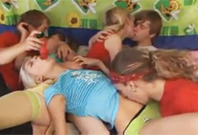 Európske Gay porno